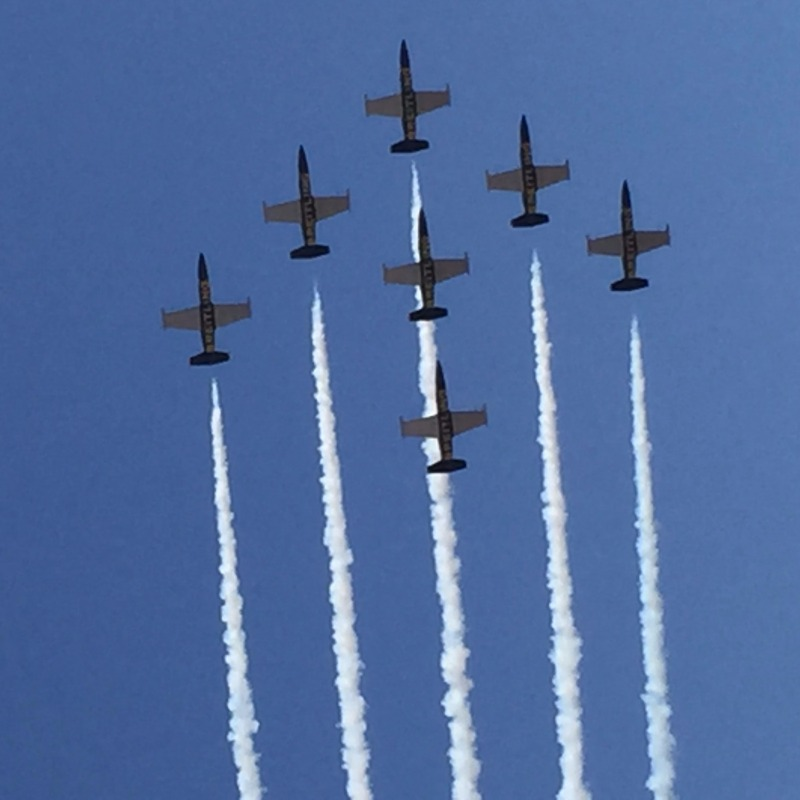 Breitling Air Show in San Diego