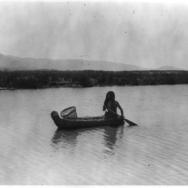 Upper Lake Pomo 1923 By Edward S. Curtis