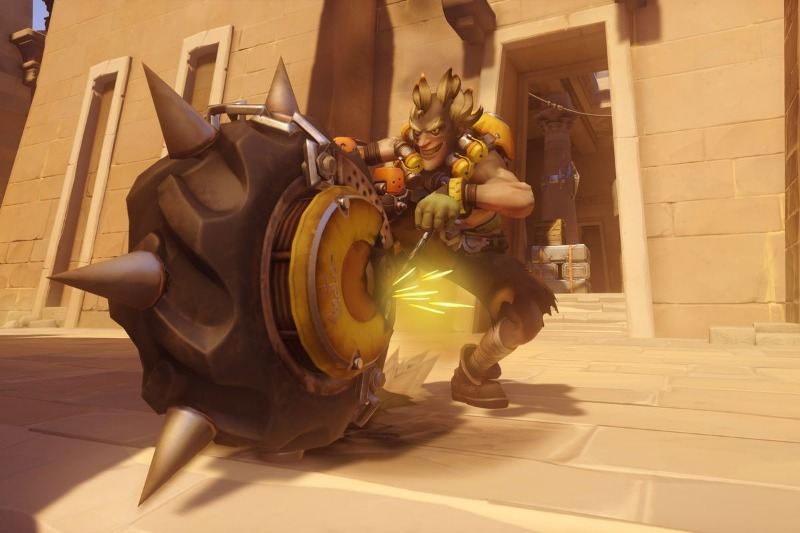 This is Junkrat's only ability that can still kill him.