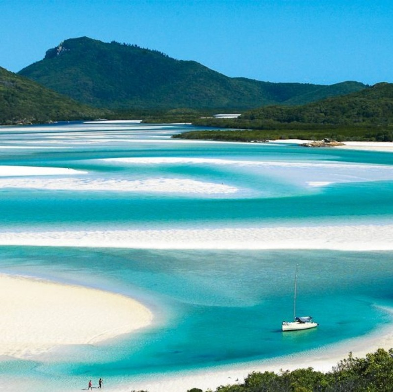 Whitsunday Island, Queensland, Aus