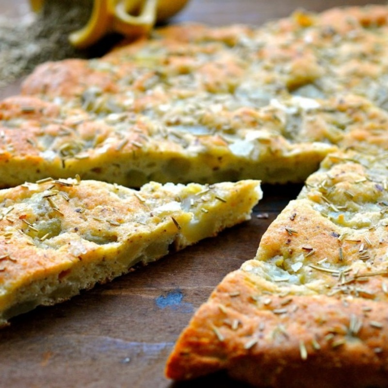 Flatbread another way