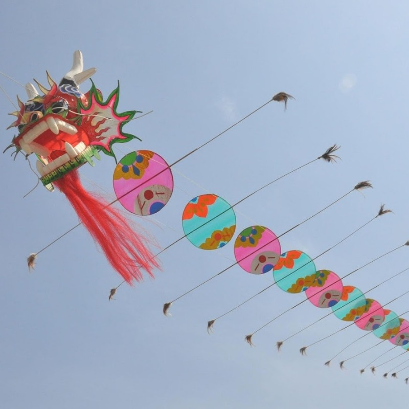 Another awesome Chinese kite