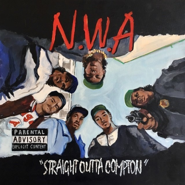 NWA-- one of the best albums.