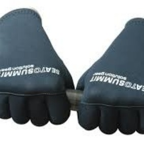 The brand of kayak gloves we got.