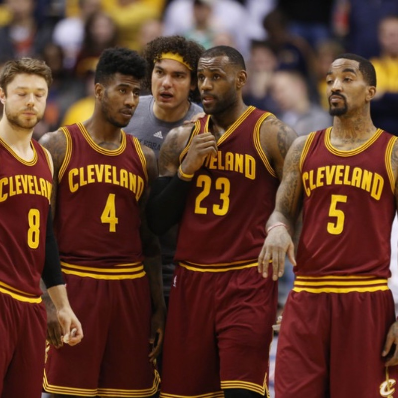 The Cavs!!